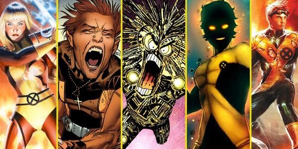 New Mutants BlogMovie Marvel wie zijn ze