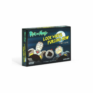 Rick and Morty kaartspel Engels series