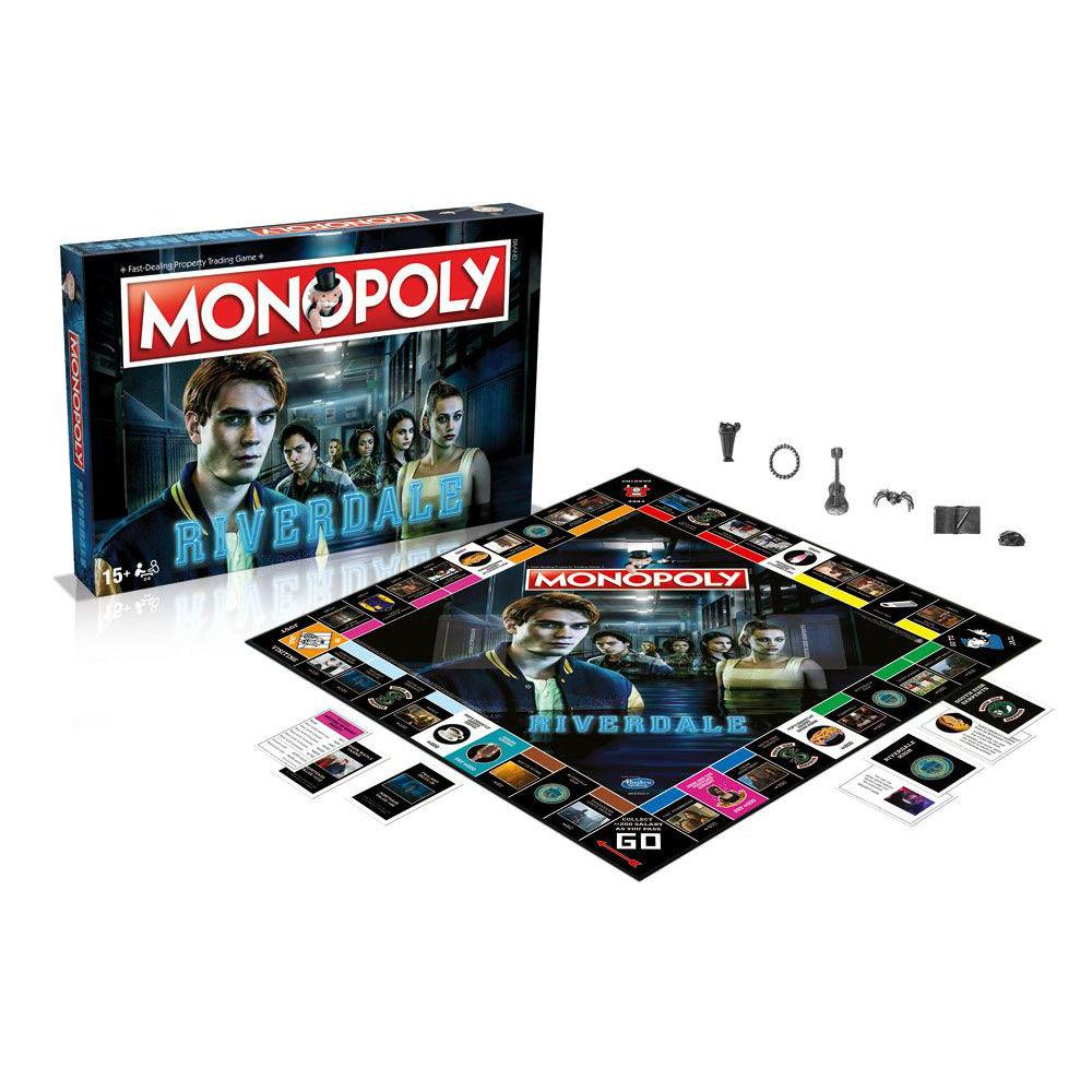 Riverdale Monopoly Bordspel serie