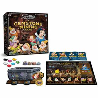 Sneeuwwitje mining game bordspel Disney