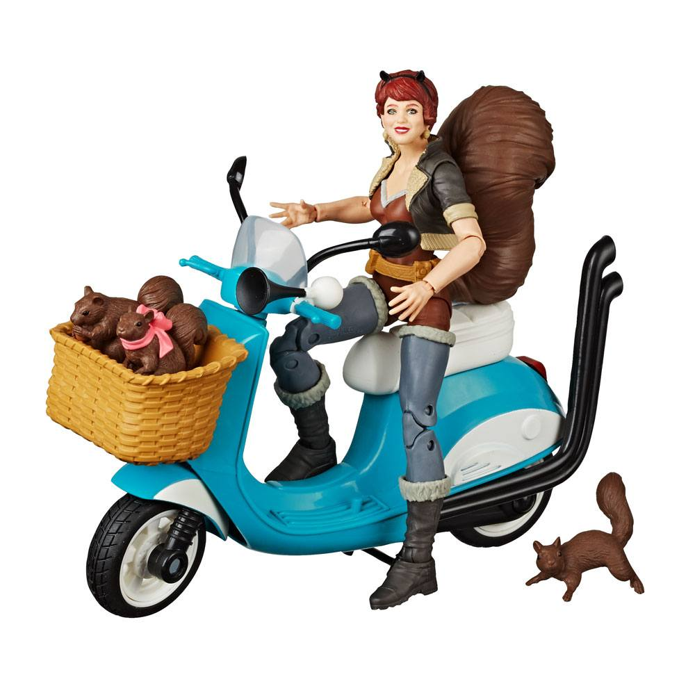 Squirrel Girl Marvel Legends
