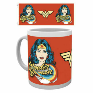 Wonder Woman Classic Mok DC Comics