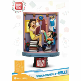 Wreck it ralph Belle diorama Disney Beast Kingdom