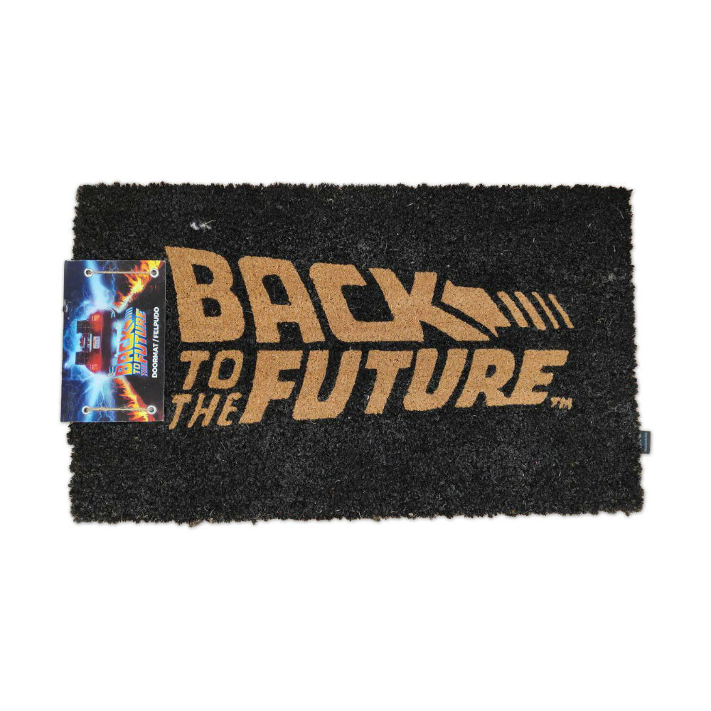 Back to the future deurmat