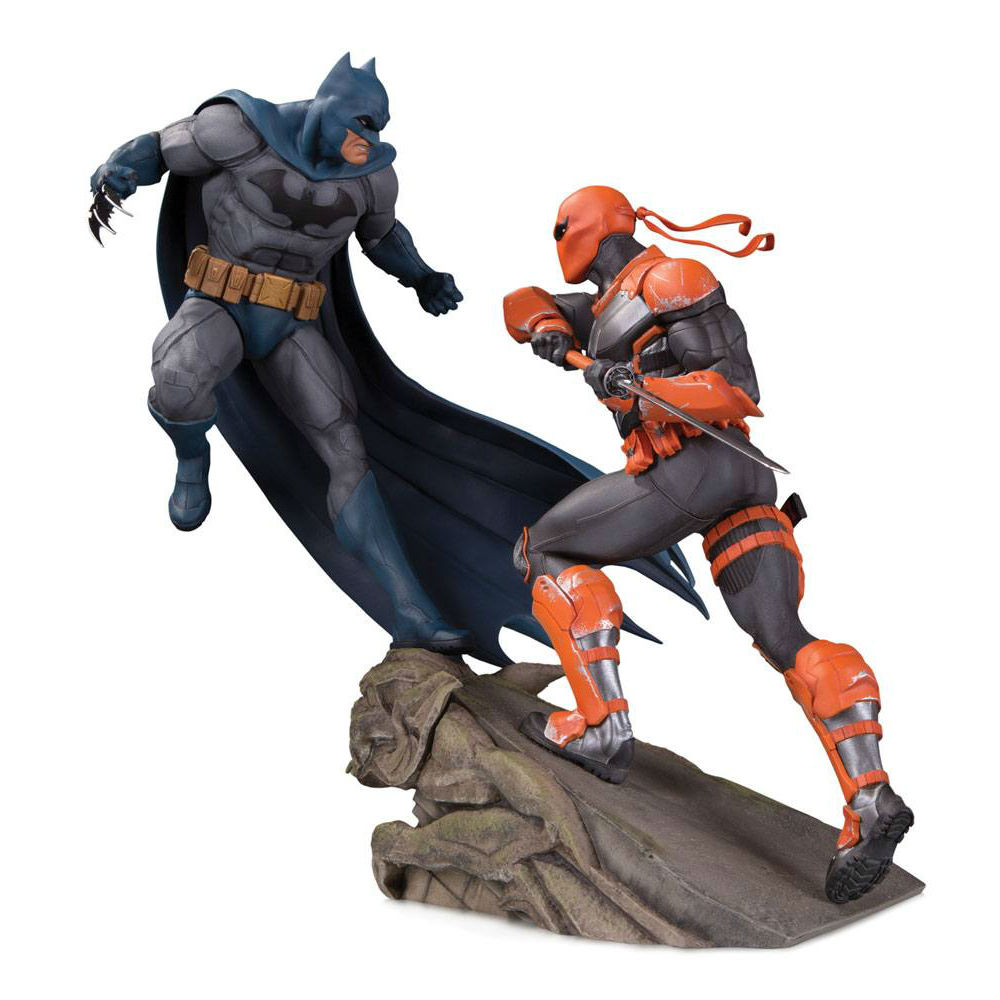 Batman Deatshtroke DC Comics DC Collectibles