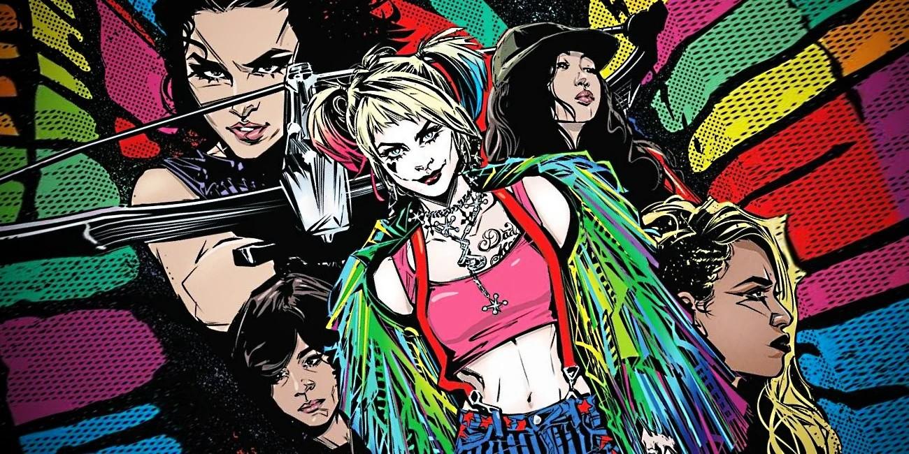 Birds of Prey Harley Quinn review Warner Bros DC Comics