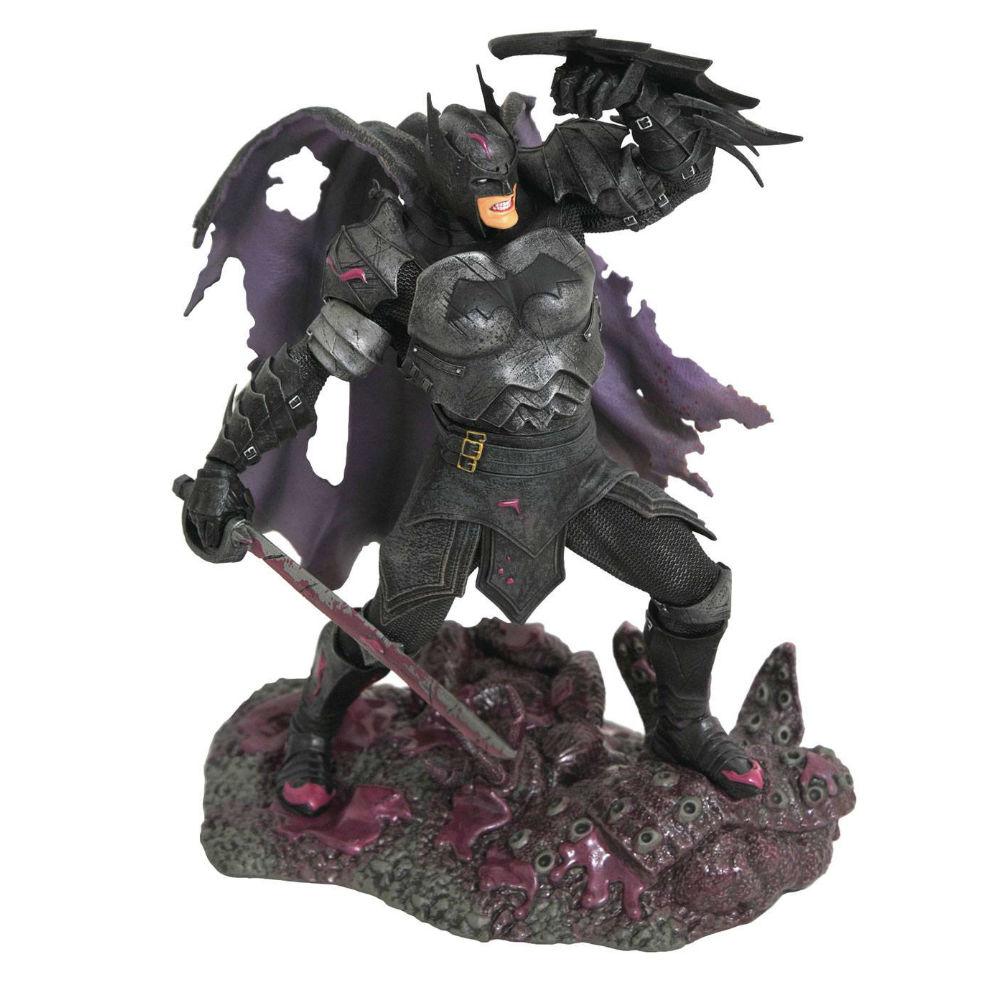DC Comics Batman Diamond select toys Metal Nightmare