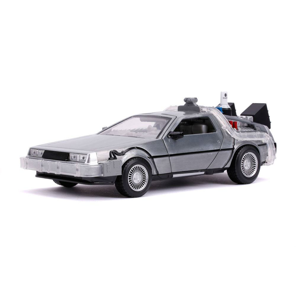 DeLoreon Diecast Back to the future