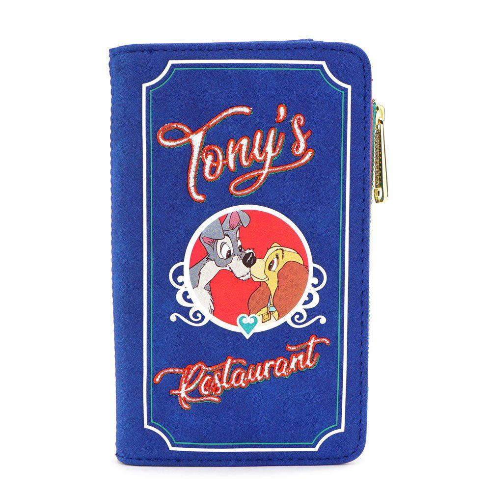 Lady en Vagebond menu portemonnee Loungefly