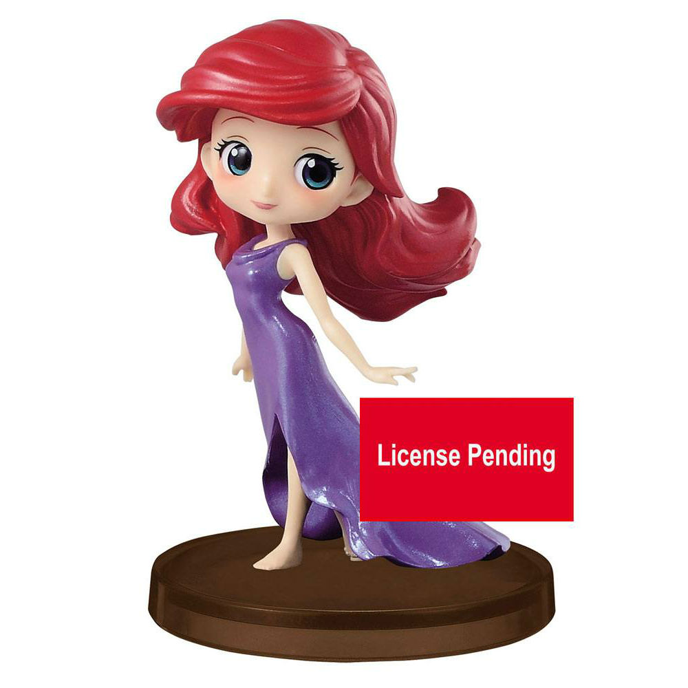Q Posket Banpresto Ariel The Little mermaid