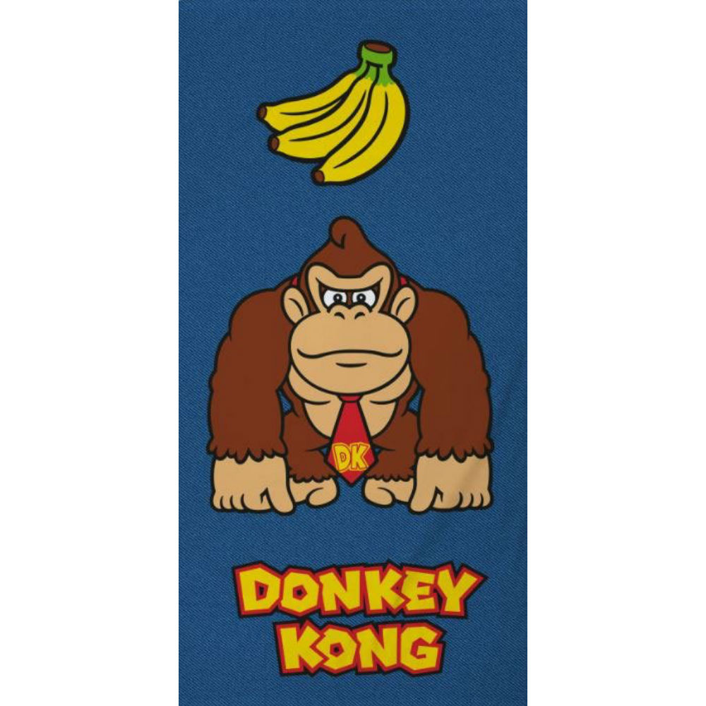 Lootcrate strandlaken Donkey Kong