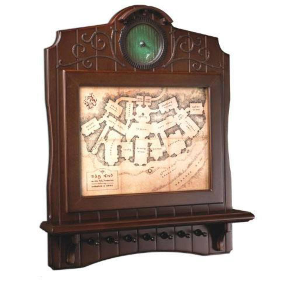 Hobbit Map Key holder