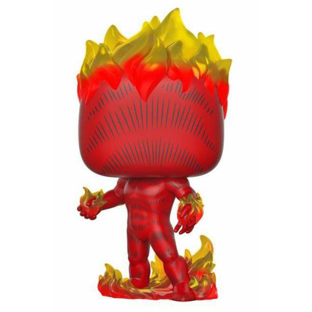 Human TOrch Funko Pop first appearance