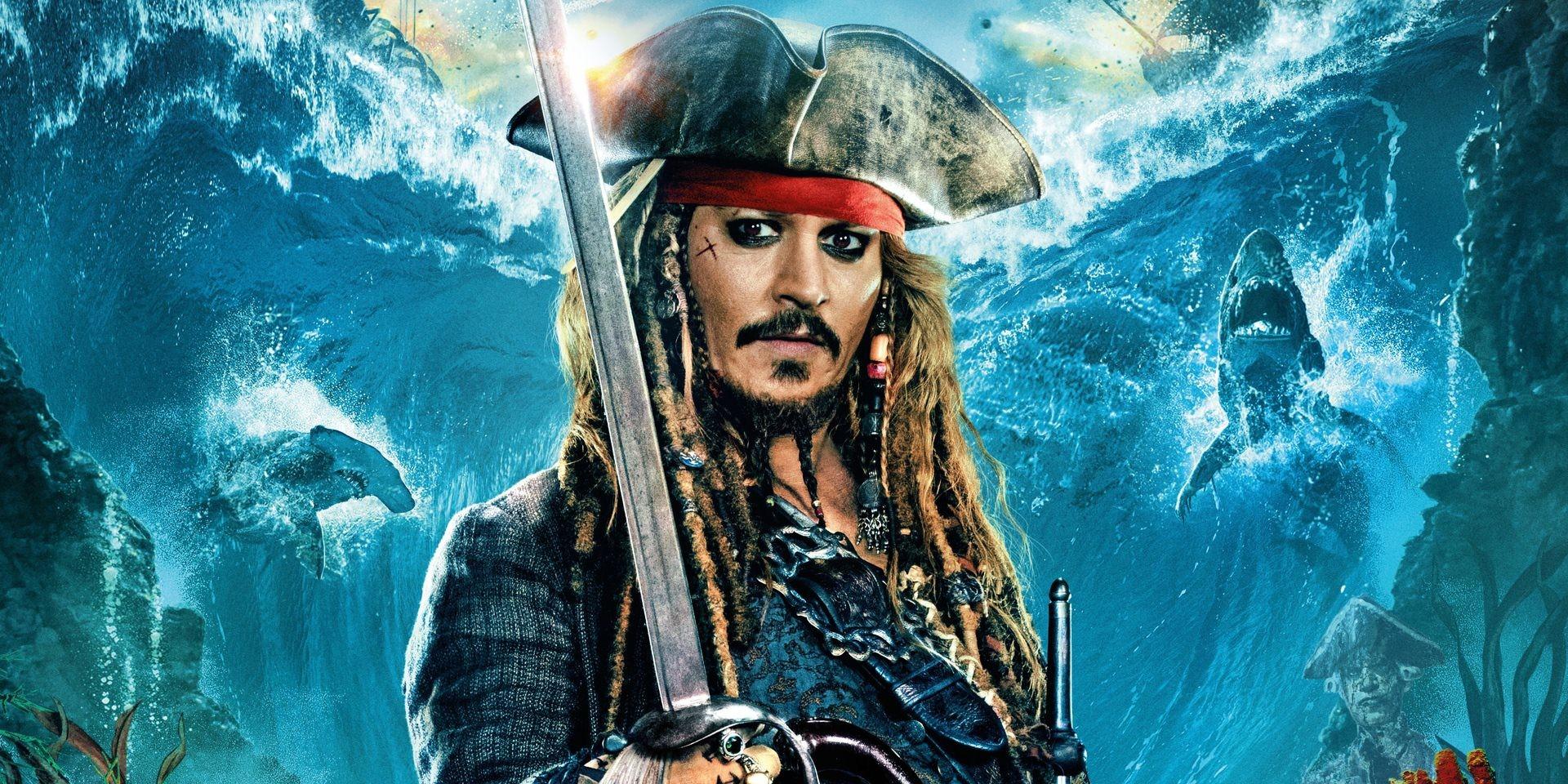 Pirates of the caribbean top 5 Disney blog