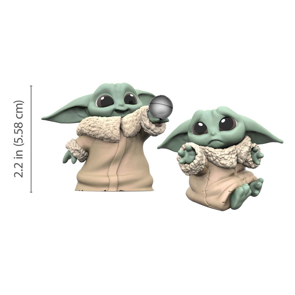 Hasbro Star Wars Baby Yoda Bounty collection Figure 2 pack The Child Ball Toy