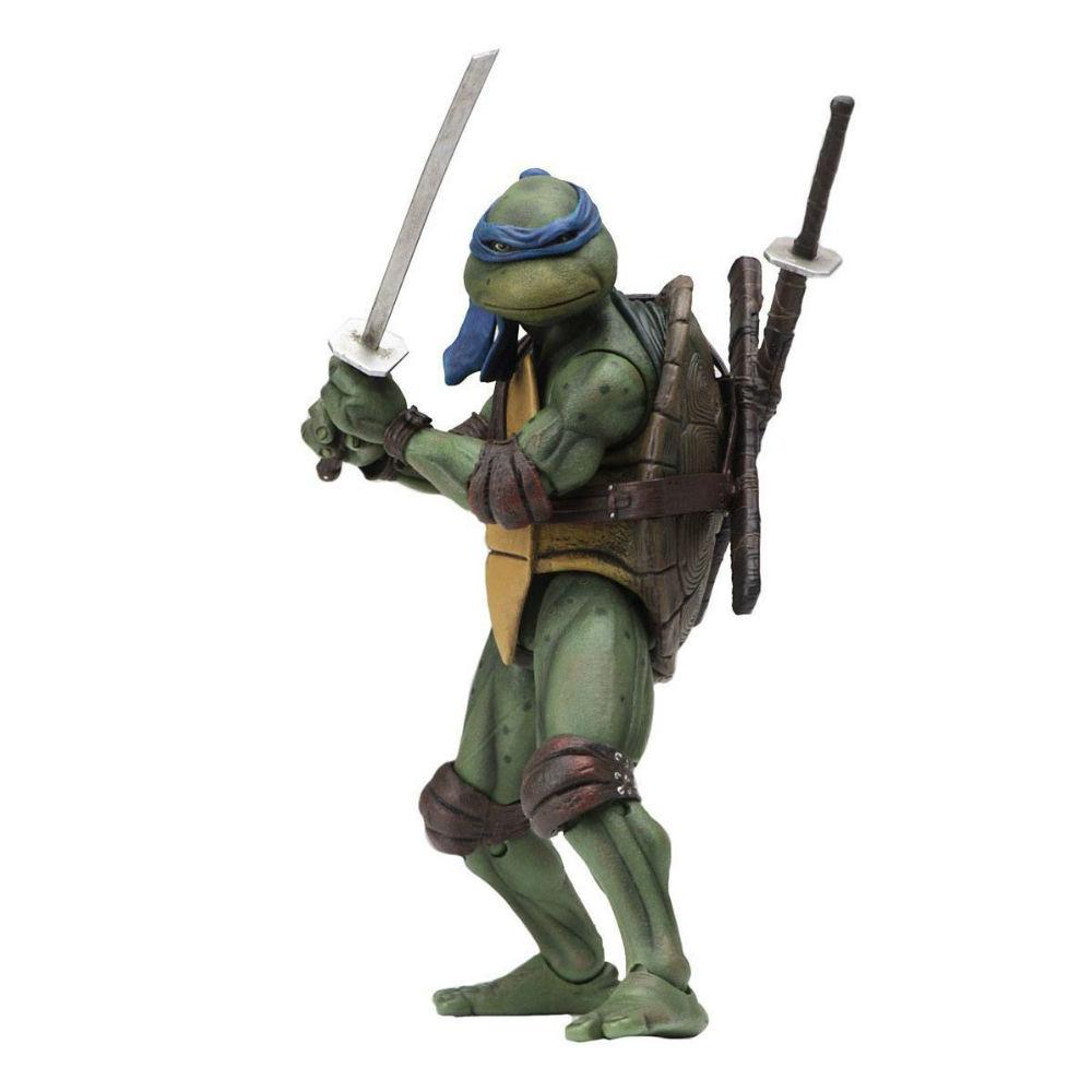 Leonardo TMNT Action figure Teenage Mutant Ninja Turtles