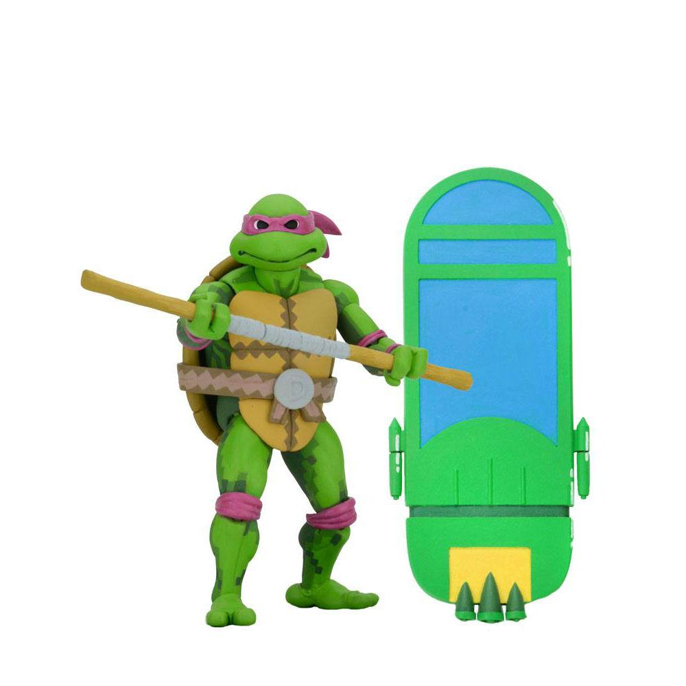 Donatello TMNT Teenage Mutant Ninja Turtles Donatello Figure action Series 1