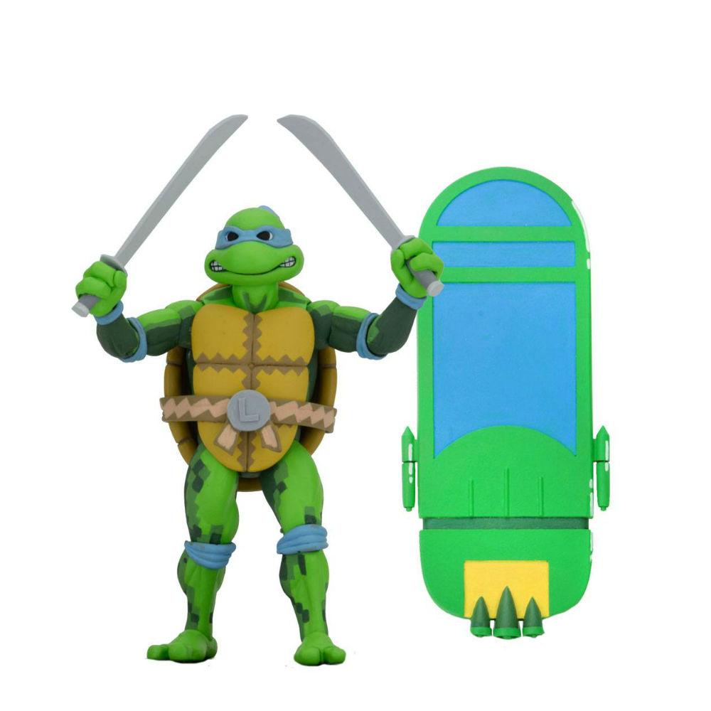 Teenage Mutant Ninja Turtles TMNT Leonardo Action figure