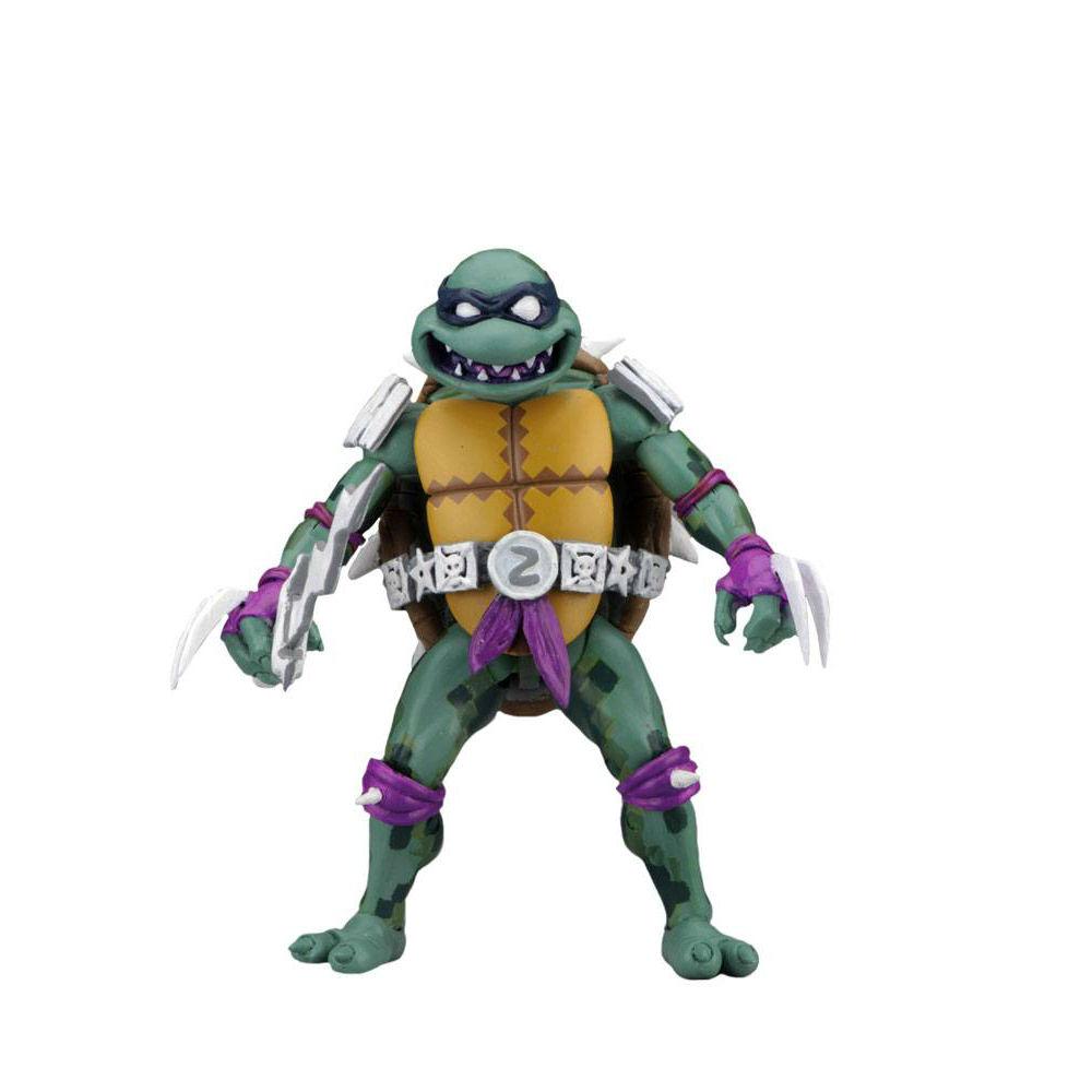 TMNT Slash Turtles in time Teenage Mutant Ninja Turtles action figure series 1