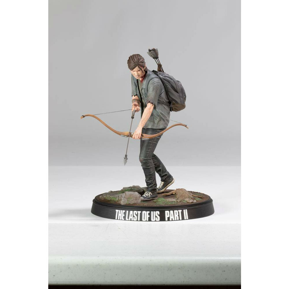 The Last of Us Part II PVC Statue Ellie Bow games