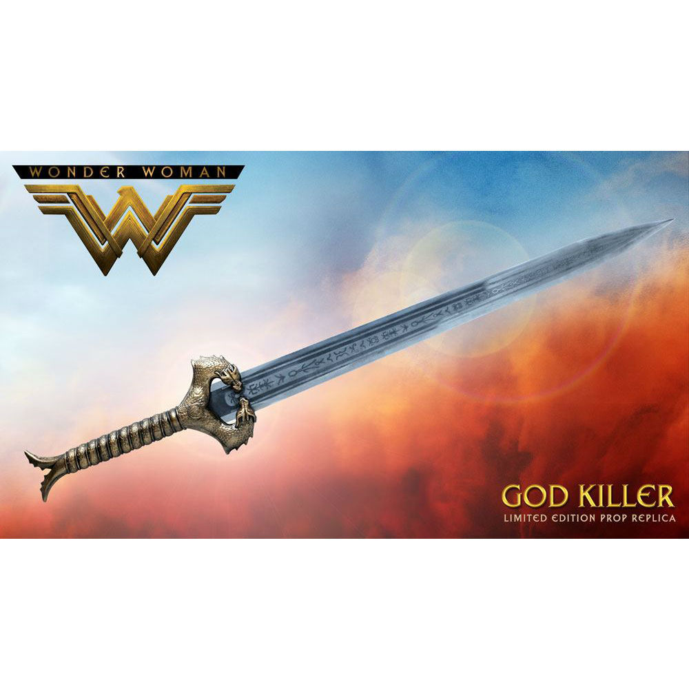 Wonder Woman Killer God Sword DC Comics