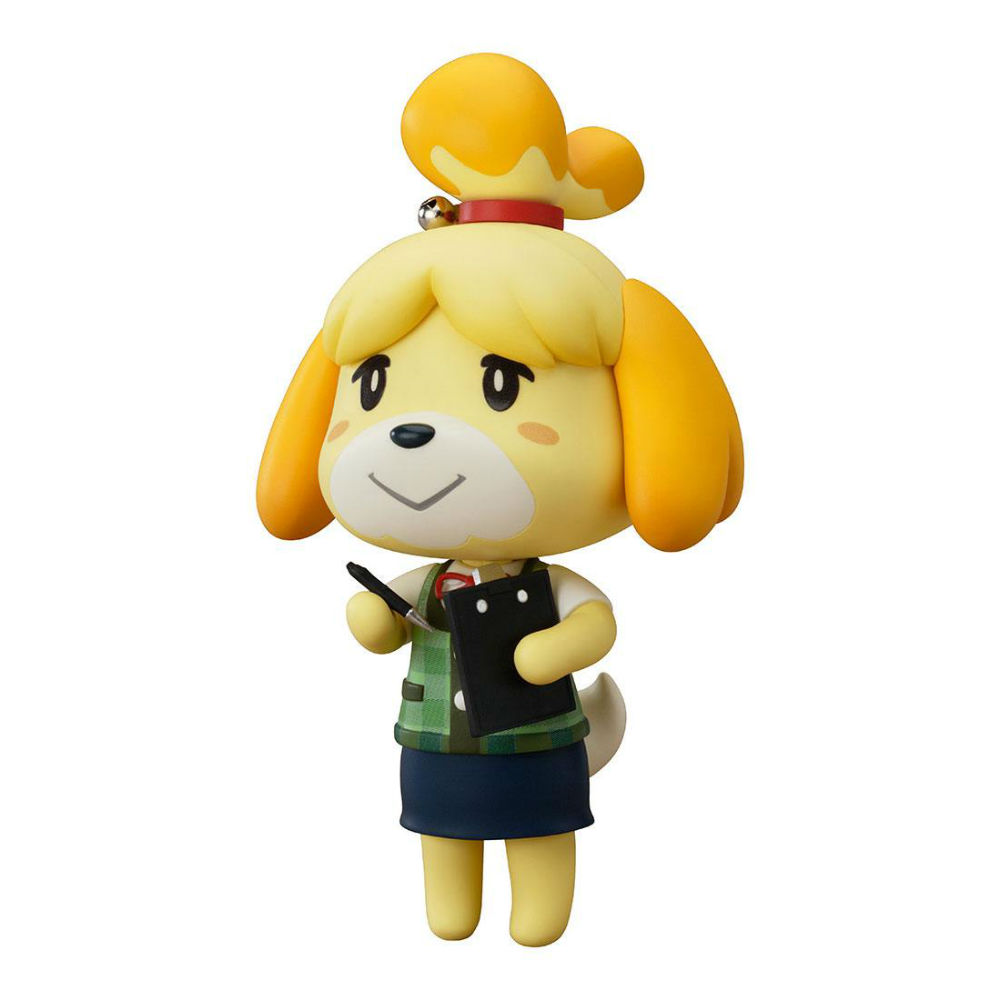 Animal Crossing New Leaf Nendoroid Action figure Isabelle