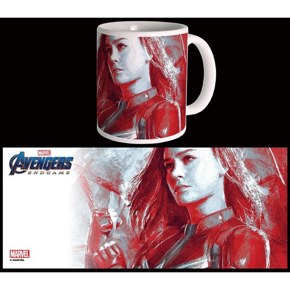 Captain Marvel mok Avengers Endgame Disney