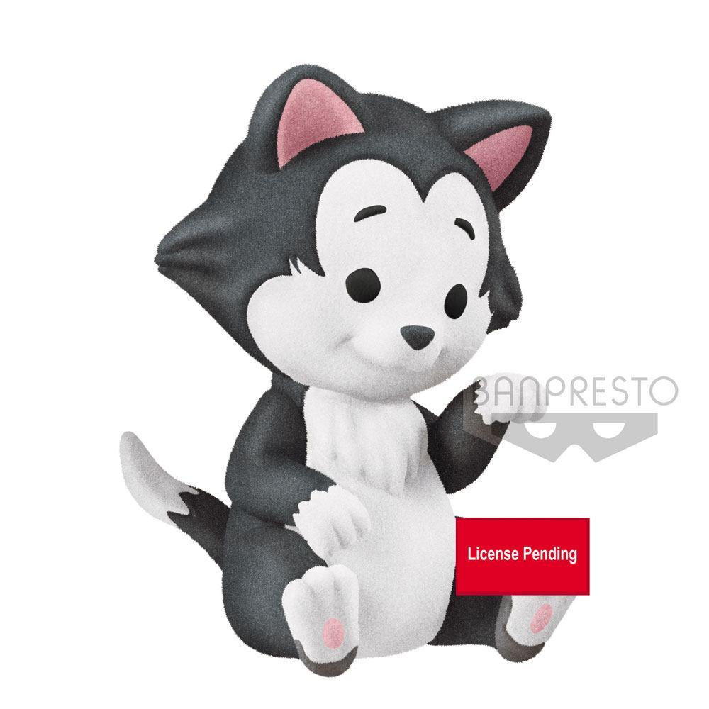 Banpresto Fluffy Puffy Figaro Pinocchio Disney