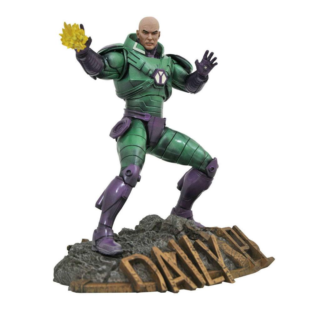 Lex Luthor PVC Statue DC Comics Gallery