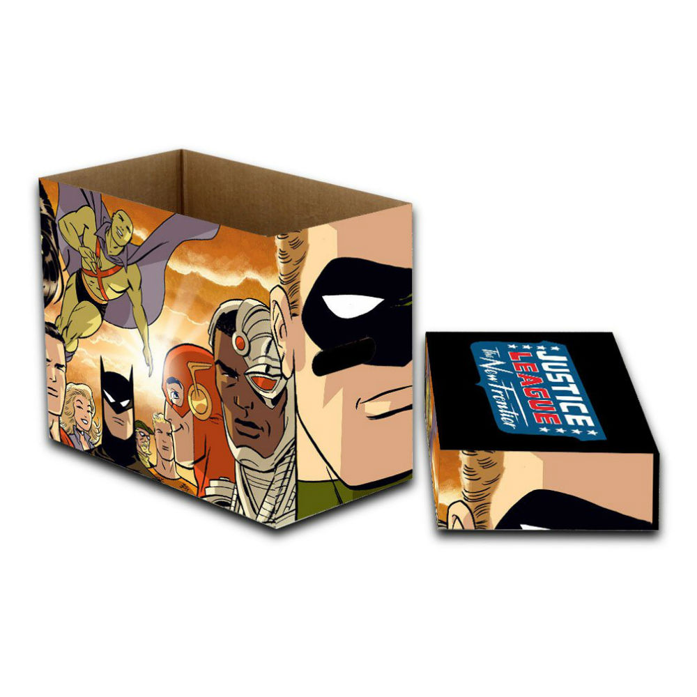 DC Comics Storage box Justice League New Frontier