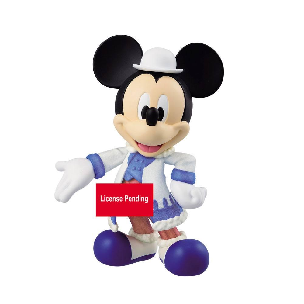 Disney Mickey Mouse Fluffy Puffy Disney Banpresto