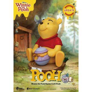 Disney Mastercraft Statue Winnie the Pooh Beast Kingdom Disney