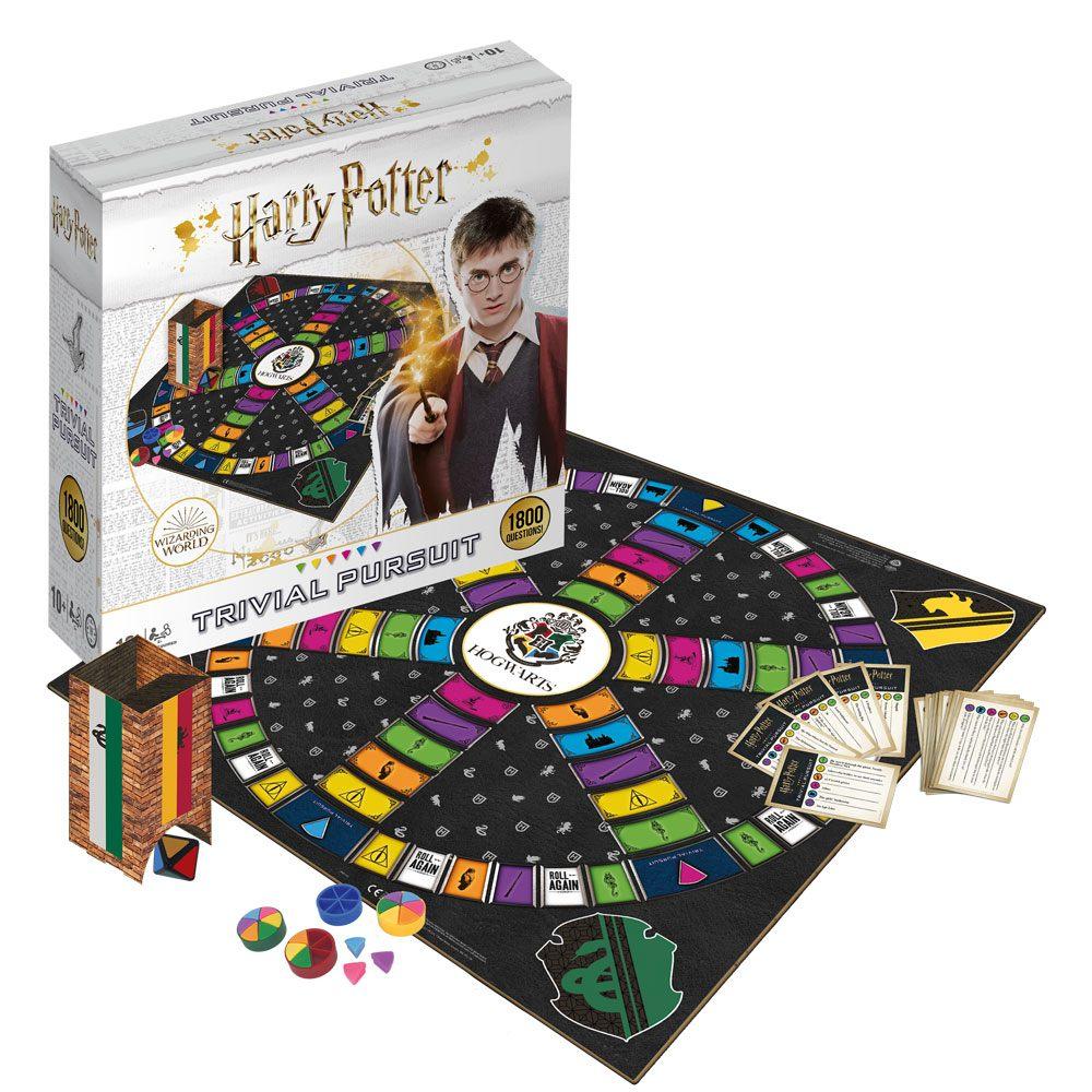 Harry Potter bordspel Trivial Pursuit Ultimate edition