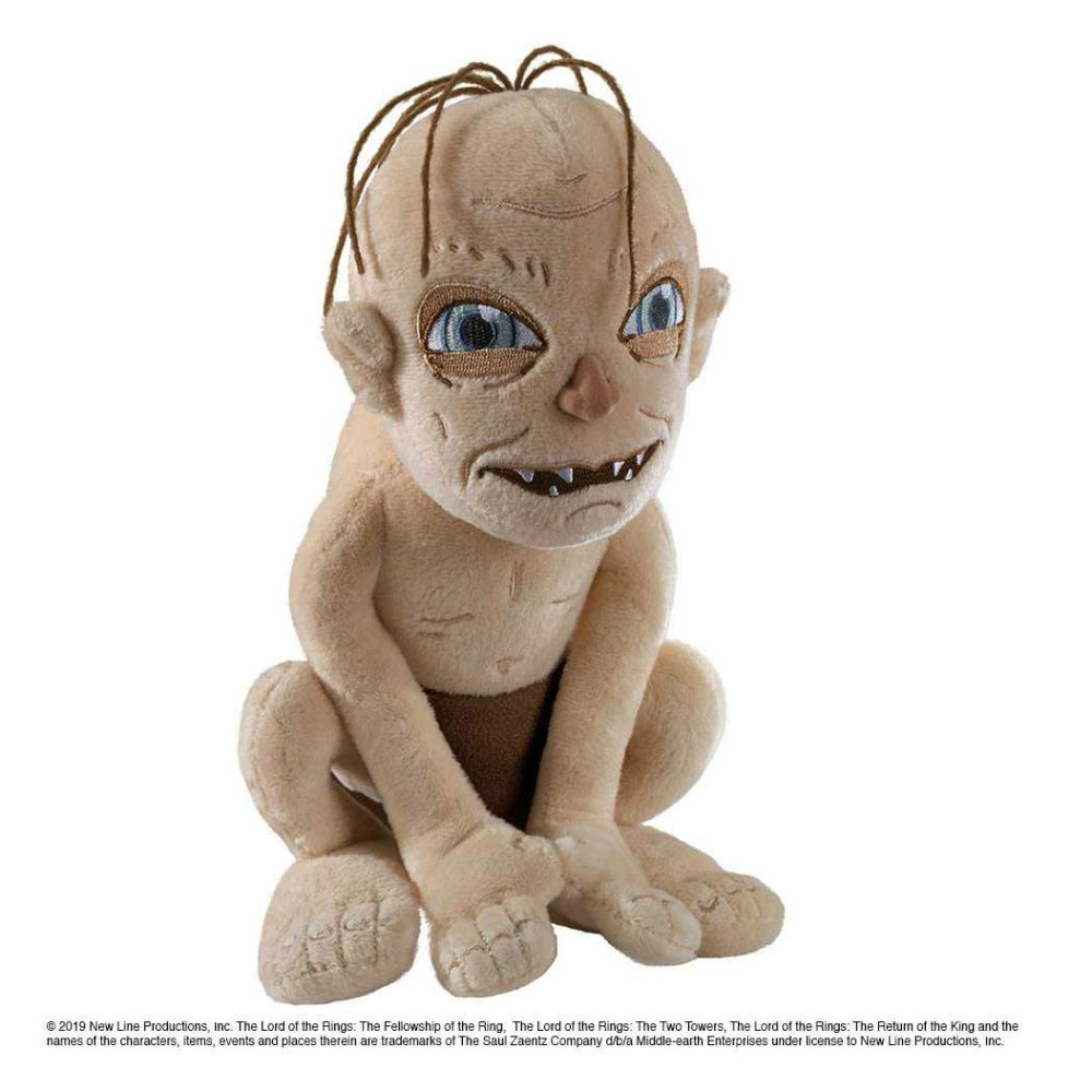 Lord of the rings knuffel Gollum
