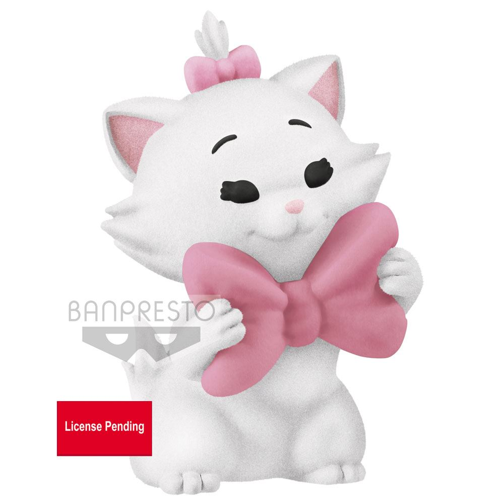 Marie Banpresto Disney Fluffy Puffy Figure mini