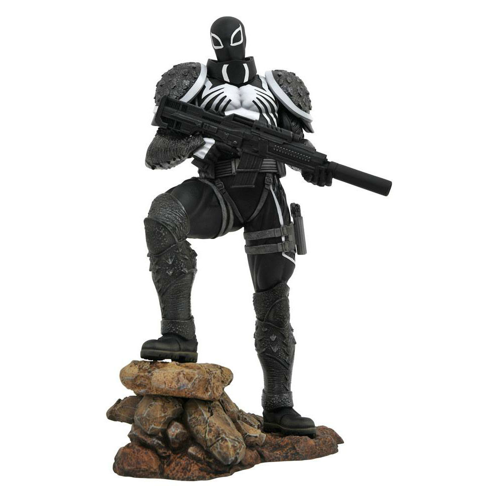 Agent Venom Spiderman Diamond Select Toys gallery Statue