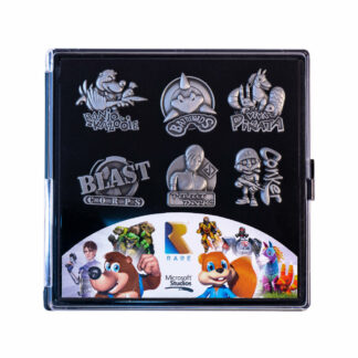 Rare Heritage Pin Bage 6 Pack Limited