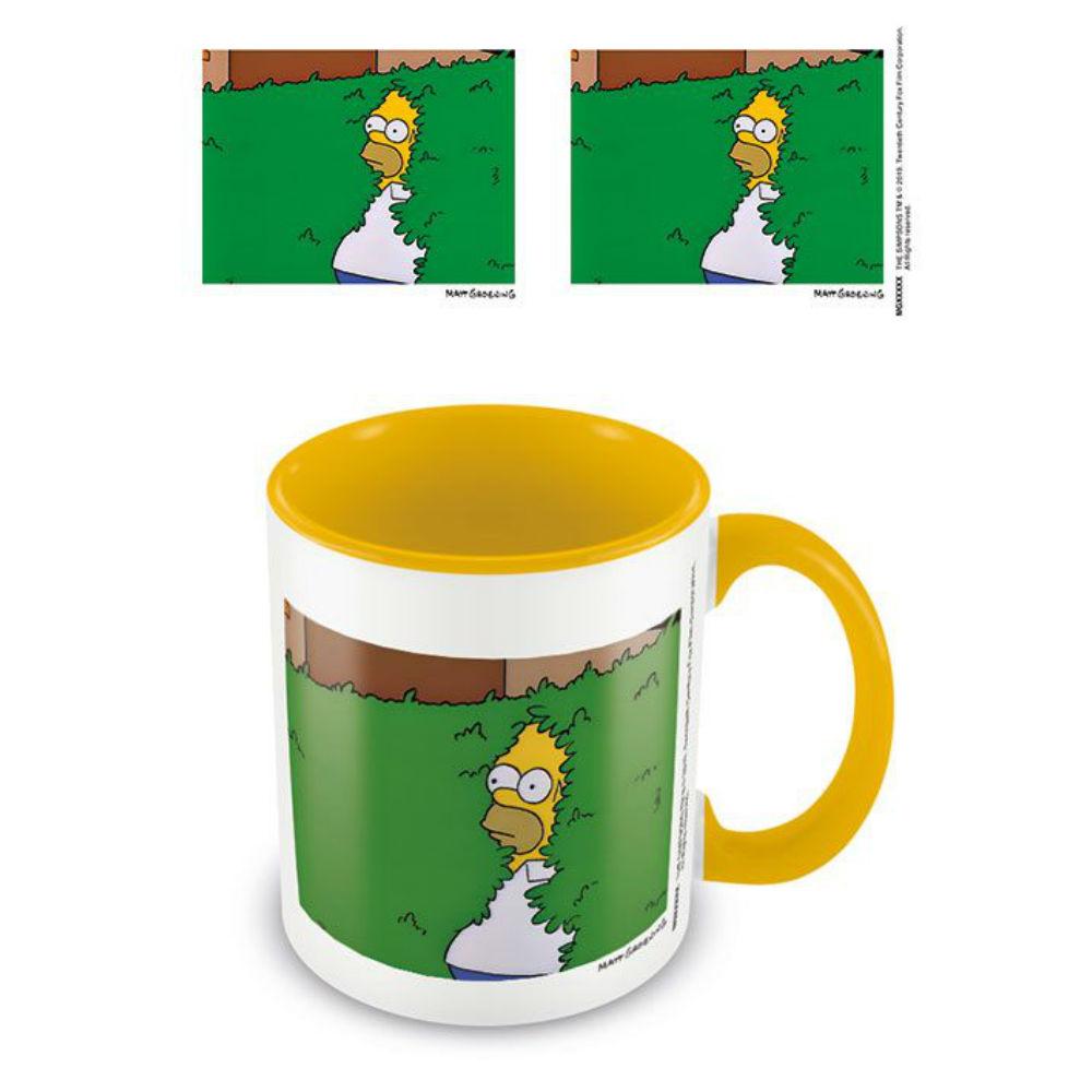 Mok The Simpsons Homer meme