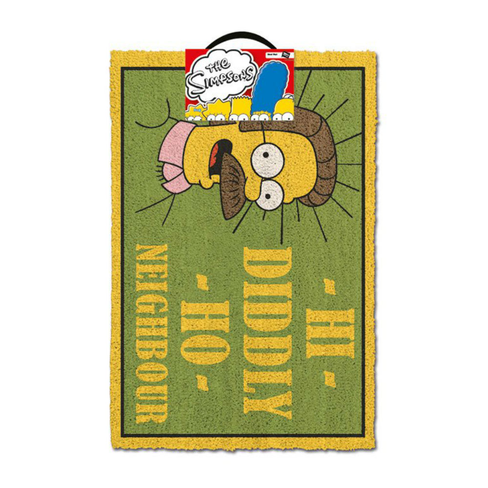 Simpsons deurmat series Neighbour