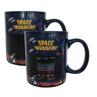 Space Invaders Heat Change Mok Games