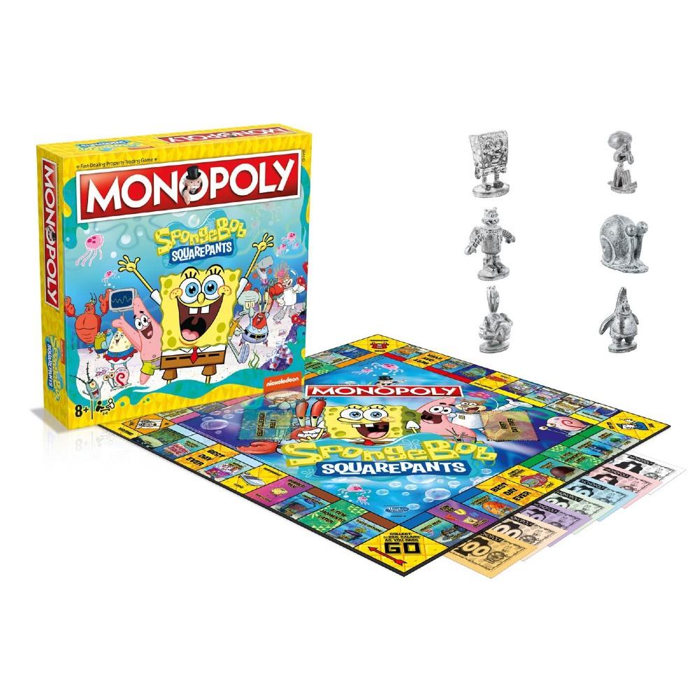SpongeBob Squarepants bordspel Monopoly