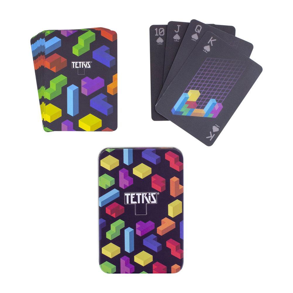 Tetris speelkaarten games Icons