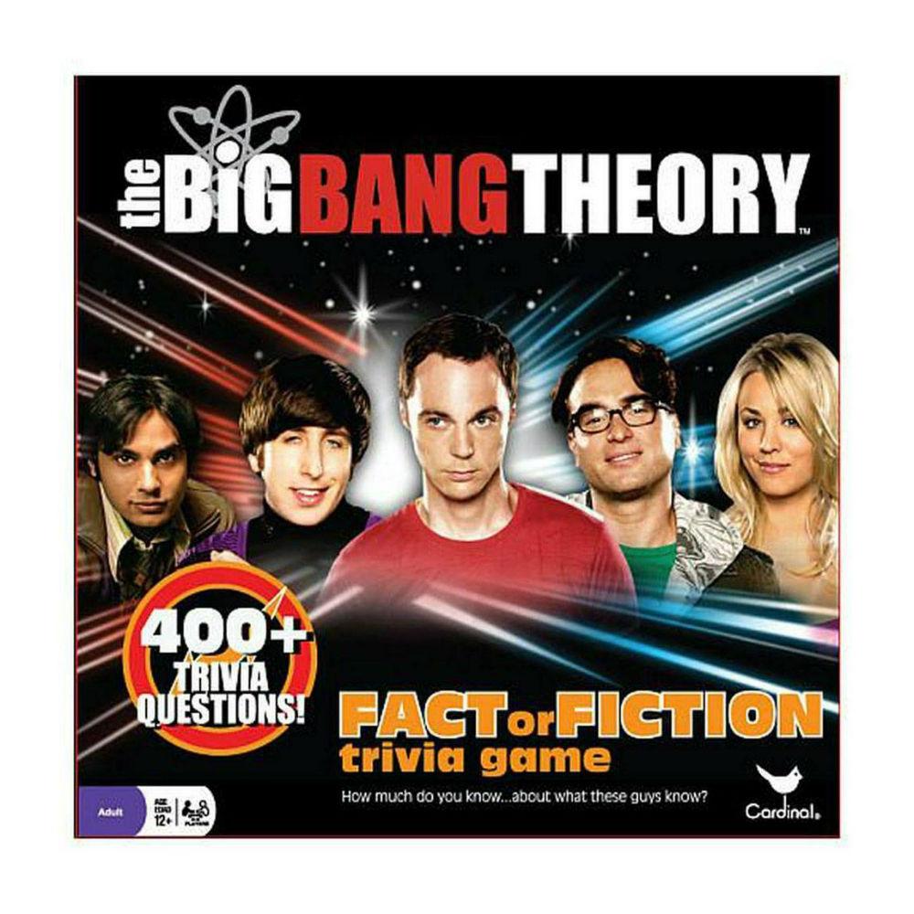 The Big Bang Theory Games