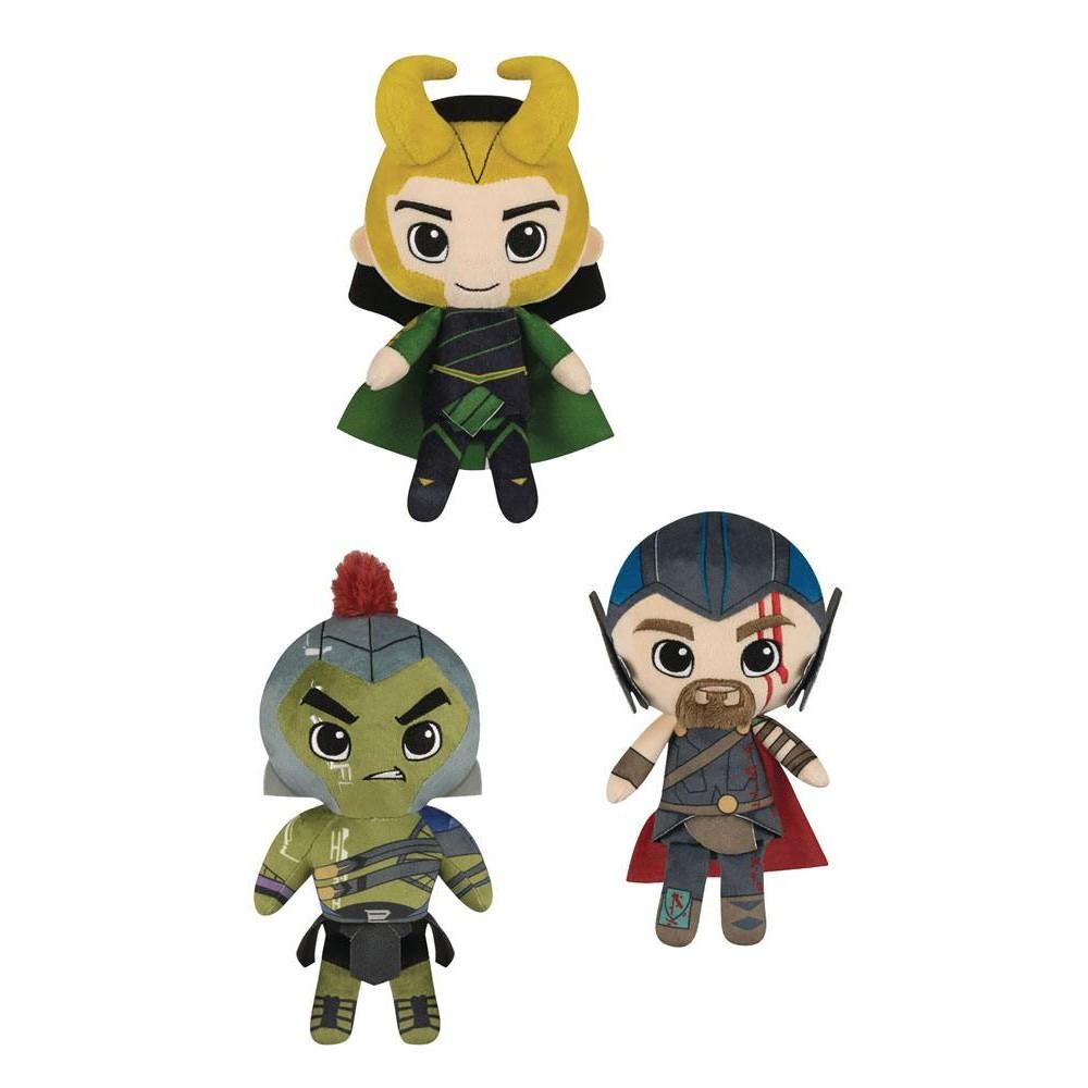 Thor Hulk Ragnarok Knuffel Marvel Avengers
