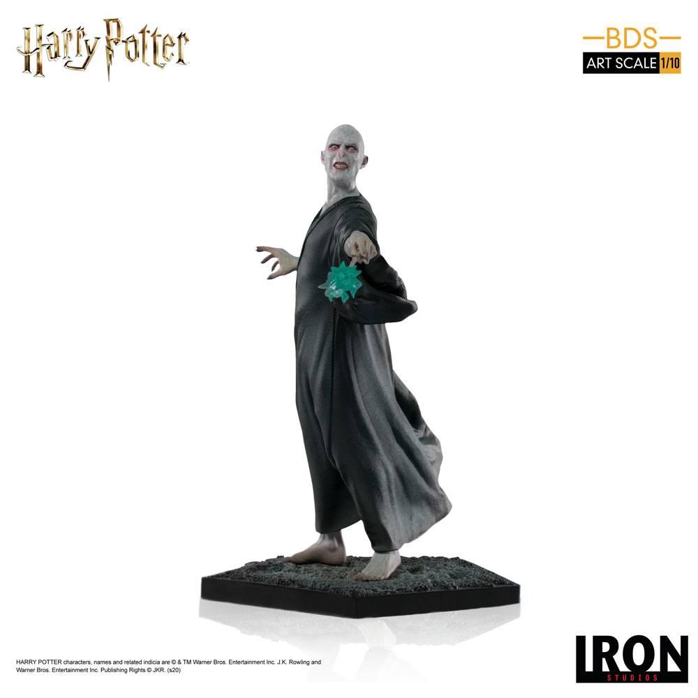 Voldemort Iron Studios statue Harry Potter