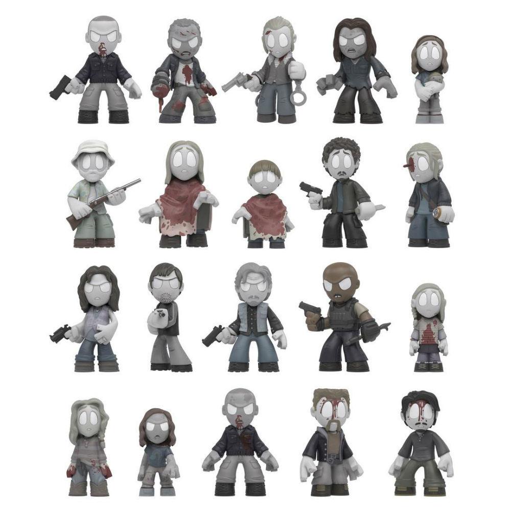 Walking Dead mini mystery figures Funko