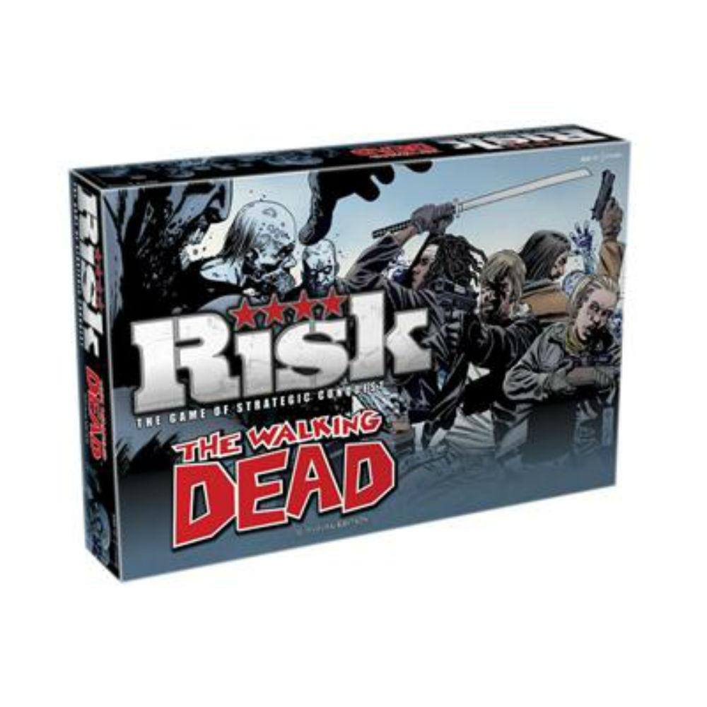 Walking Dead Risk bordspel