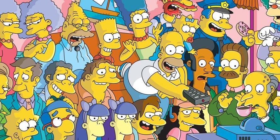 The Simpsons weetjes 20 series