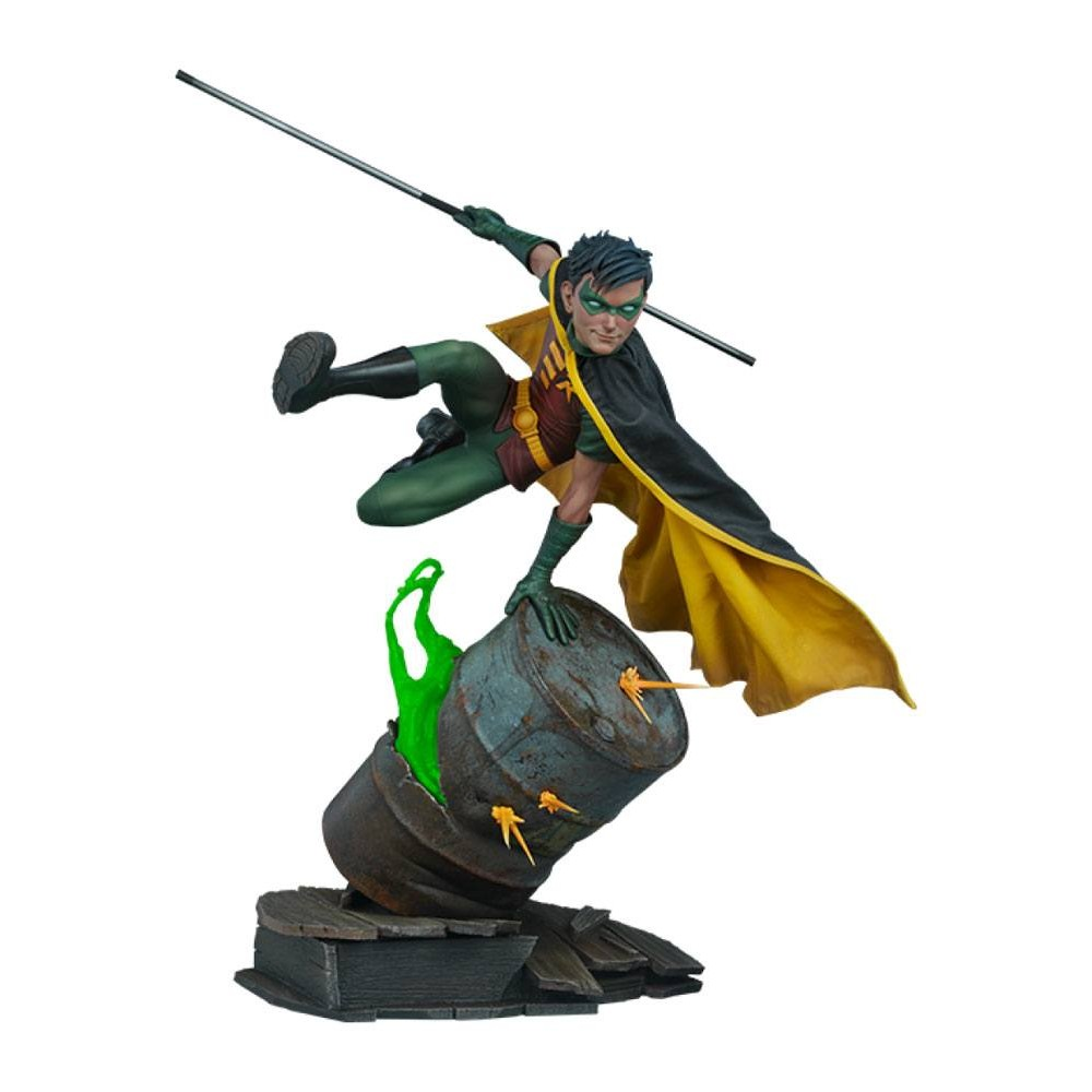 DC Comics Premium Format Figure Robin Sideshow DC Comics