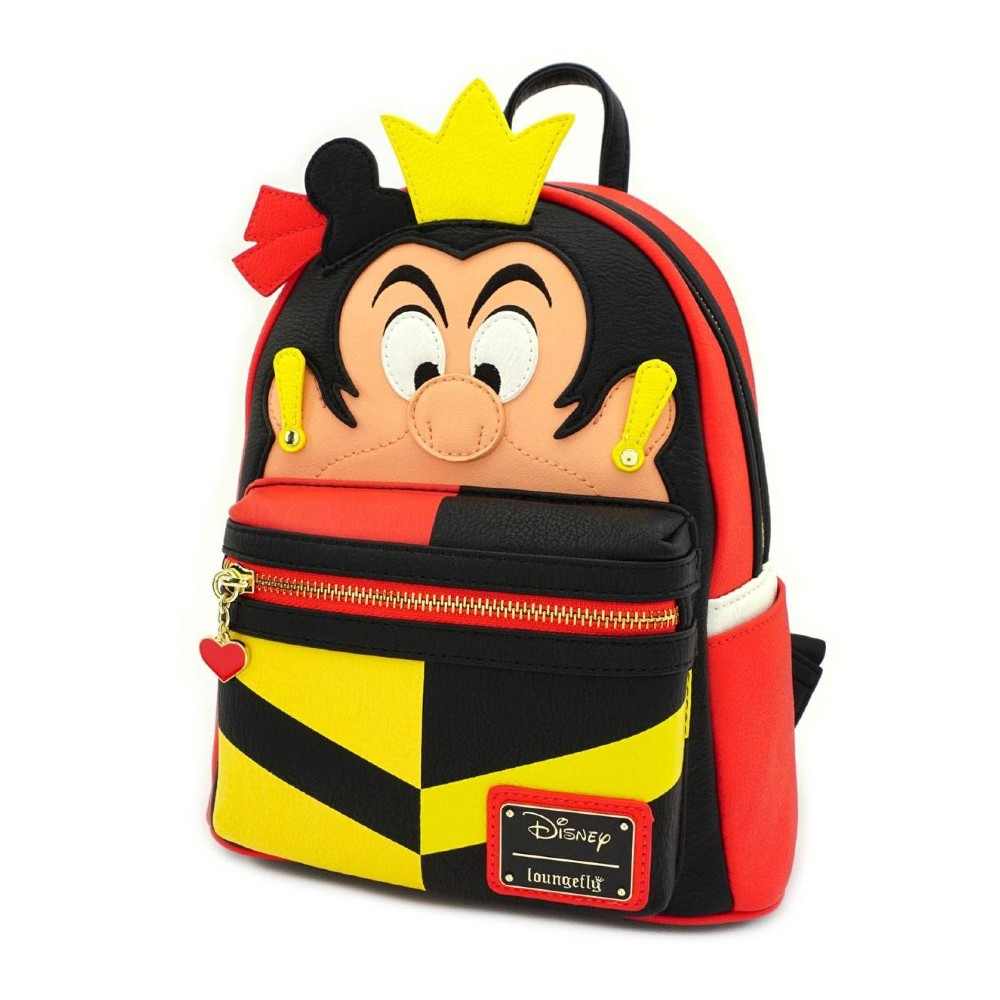 Disney Longefly Rugzak Queen Hearts